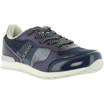 Chaussures Fille Baskets basses Lois Jeans 83847 Azul