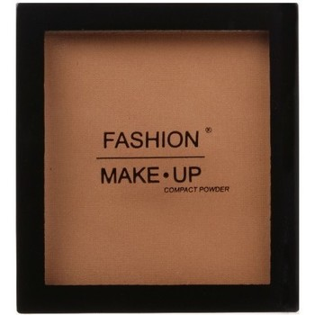 Beauté Femme Blush & poudres Fashion Make Up Fashion Make Up - Poudre Compacte 08 Beige fonçé Beige
