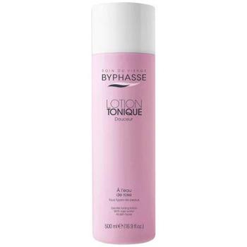 Beauté Femme Démaquillants & Nettoyants Byphasse - Lotion tonique douceur à l'eau de rose - Tous types de peaux Autres