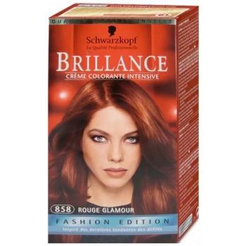 Beauté Femme Accessoires cheveux Schwarzkopf Coloration Brillance 858 Rouge Glamour Rouge