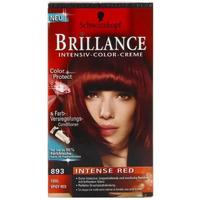 Beauté Femme Accessoires cheveux Schwarzkopf Coloration Brillance 893 Cool Rouge épicé Rouge
