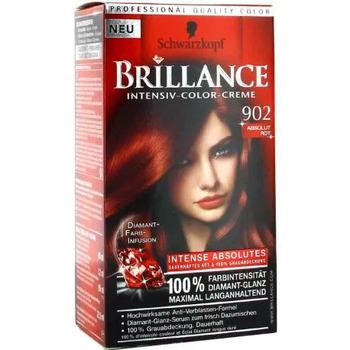 Beauté Femme Accessoires cheveux Schwarzkopf Coloration Brillance   902 Rouge Absolu Rouge