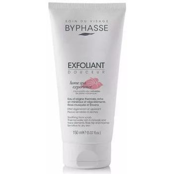 Beauté Femme Masques & gommages Byphasse - Exfoliant pour visage à la rose musquée et encens - Peaux sen Autres