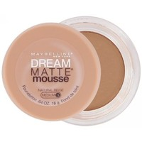 Beauté Femme Fonds de teint & Bases Gemey Maybelline - Dream Matte Mousse Fond de teint Natural Beige - 18ml Beige