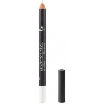 Beauté Femme Crayons yeux Avril Beauté Avril - Crayon yeux Blanc lunaire - Certifié bio Autres