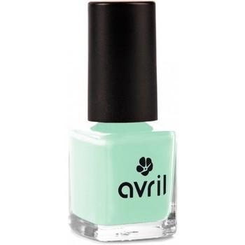 Beauté Femme Vernis à ongles Avril Beauté Avril - Vernis à ongles Vert d'eau n°573 - 7ml Vert