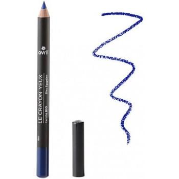 Beauté Femme Accessoires visages Avril Beauté Avril - Crayon yeux Bleu egyptien - Certifié bio Autres