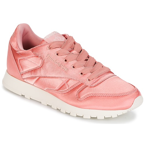 Reebok Classic CLASSIC LEATHER SATIN Rose