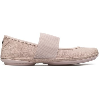 Chaussures Femme Ballerines / babies Camper Right  21595-108 rose