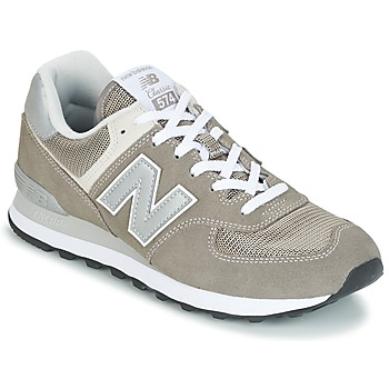 Chaussures Baskets basses New Balance ML574 Gris