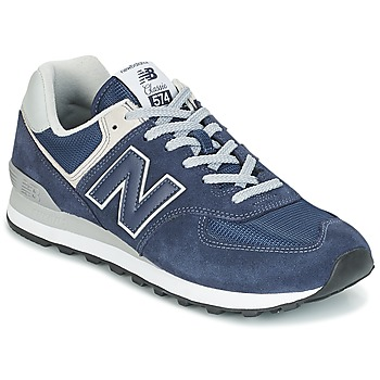 new style 4c3fe a6088 Chaussures Homme Baskets basses New Balance ML574 Bleu