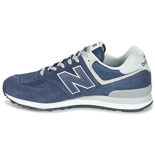 Chaussures Bleu Baskets Basses Balance New Ml574 Homme zqVSMpU