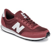 Chaussures Baskets basses New Balance U410 Bordeaux