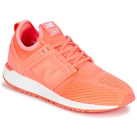 Chaussures Femme Baskets basses New Balance WRL247 Orange