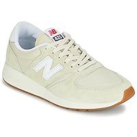 Chaussures Femme Baskets basses New Balance WRL420 Beige