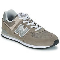 Chaussures Enfant Baskets basses New Balance 574 Gris