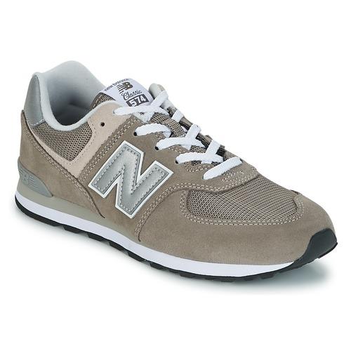 various colors official online retailer New Balance 574 Gris - Chaussures Baskets basses Enfant 58,99 €