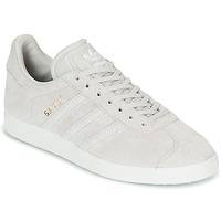 b6d4bfe66e9 Chaussures Femme Baskets basses adidas Originals GAZELLE W Gris