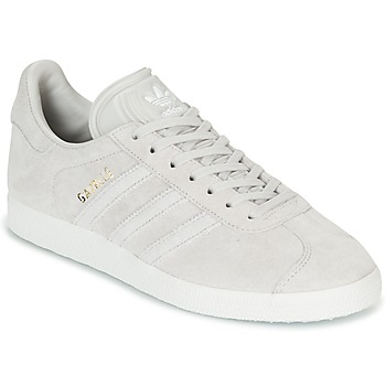 pretty nice e9967 4fed6 Chaussures Femme Baskets basses adidas Originals GAZELLE W Gris