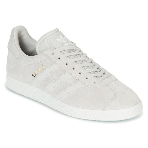 pretty nice a421b 50e76 Chaussures Femme Baskets basses adidas Originals GAZELLE W Gris