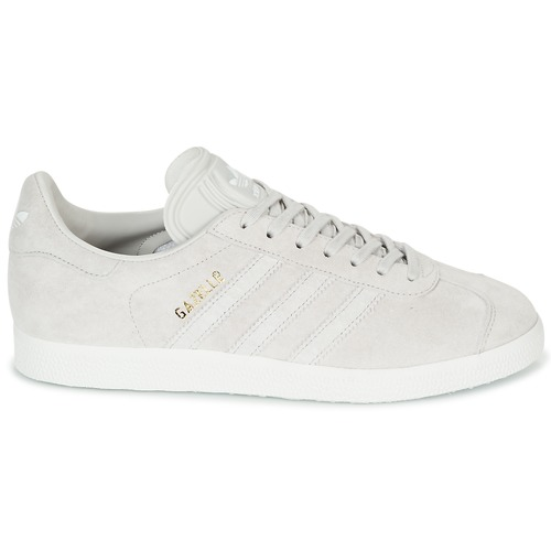 W Gris Originals Femme Gazelle Basses Adidas Baskets 0wOX8Pkn