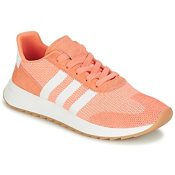 Chaussures Femme Baskets basses adidas Originals FLB RUNNER W Corail