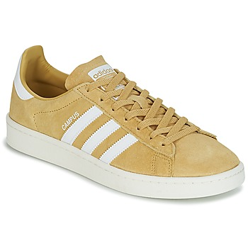 Chaussures Baskets basses adidas Originals CAMPUS Jaune