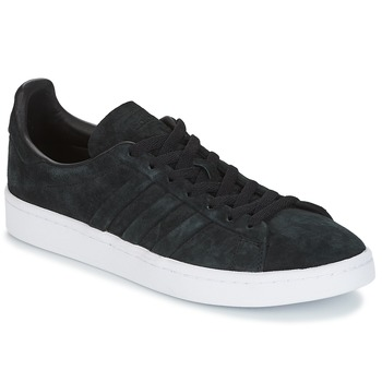 Chaussures Baskets basses adidas Originals CAMPUS STITCH AND T Noir