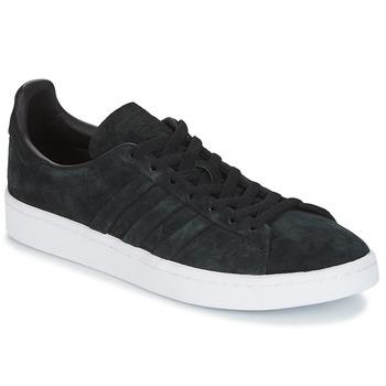 Chaussures Baskets basses adidas Originals CAMPUS STITCH AND T Noir