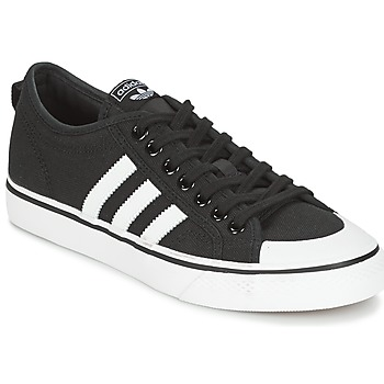 Chaussures Baskets basses adidas Originals NIZZA Noir