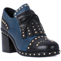 Chaussures Femme Bottines Elvio Zanon FRANCESINA NAPLAK Nero