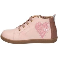 Chaussures Fille Baskets montantes Balducci CITA092 Basket Fille Pink Pink