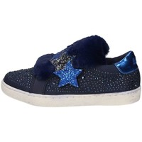 Chaussures Fille Baskets basses Lulu LuLù PLUS Ballerines et Mocassins Fille Navy Navy
