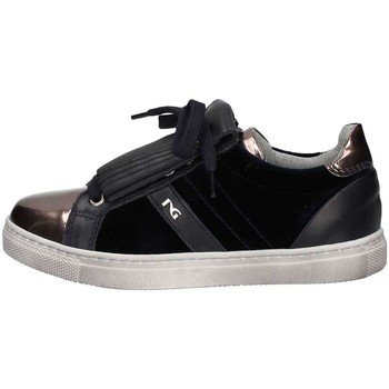 Chaussures Fille Baskets basses Nero Giardini A732681F Basket Fille Grey Grey