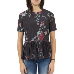 Vêtements Femme T-shirts manches courtes Only 15144137 tribecca noir