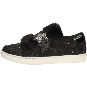 Chaussures Fille Slips on Lulu LULÙ LS150034S Slip on  Enfant Noir Noir