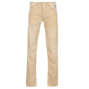 Vêtements Homme Jeans droit Replay GROVER Beige