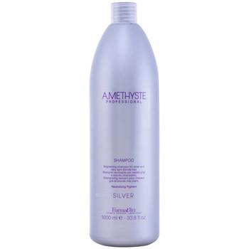 Beauté Shampooings Farmavita Amethyste Silver Shampoo  1000 ml