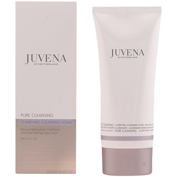 Beauté Femme Démaquillants & Nettoyants Juvena Pure Cleansing Clarifying Cleansing Foam  200 ml