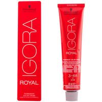 Beauté Accessoires cheveux Schwarzkopf Igora Royal 3-68  60 ml
