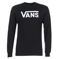 Vêtements Homme T-shirts manches longues Vans VANS CLASSIC LS Noir