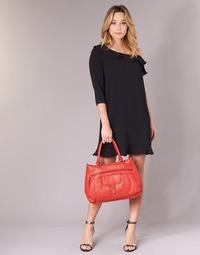 Vêtements Femme Robes courtes Betty London INITTE Noir