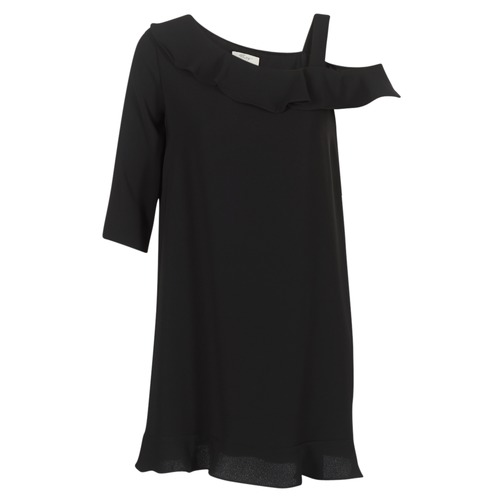 Noir Betty Robes Courtes Femme Initte London IHDE29