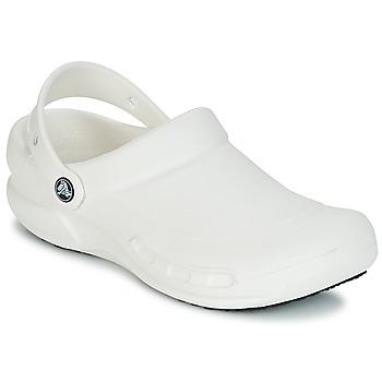 Chaussures Sabots Crocs BISTRO Blanc