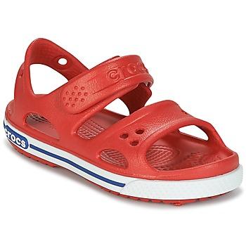 Chaussures Enfant Sandales et Nu-pieds Crocs CROCBAND II SANDAL PS Rouge