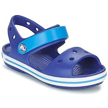 Chaussures Garçon Sandales et Nu-pieds Crocs CROCBAND SANDAL KIDS Bleu