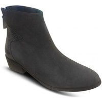 Chaussures Femme Bottines Reqins Boots BOMBAY Truffe Marron