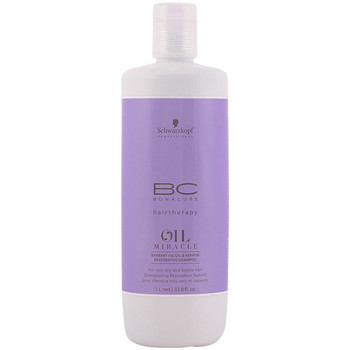 Beauté Shampooings Schwarzkopf Bc Oil Miracle Barbary Fig Oil Restorative Shampoo
