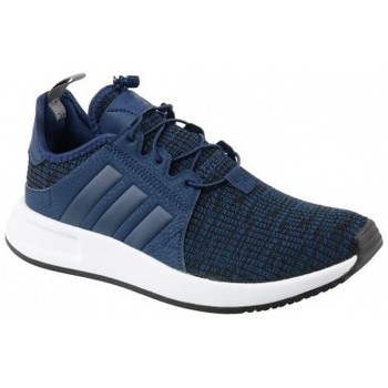 Chaussures Enfant Baskets basses adidas Originals X_PLR J BY9876 Granatowe