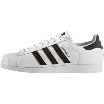Chaussures Homme Baskets basses adidas Originals Superstar White Blanc